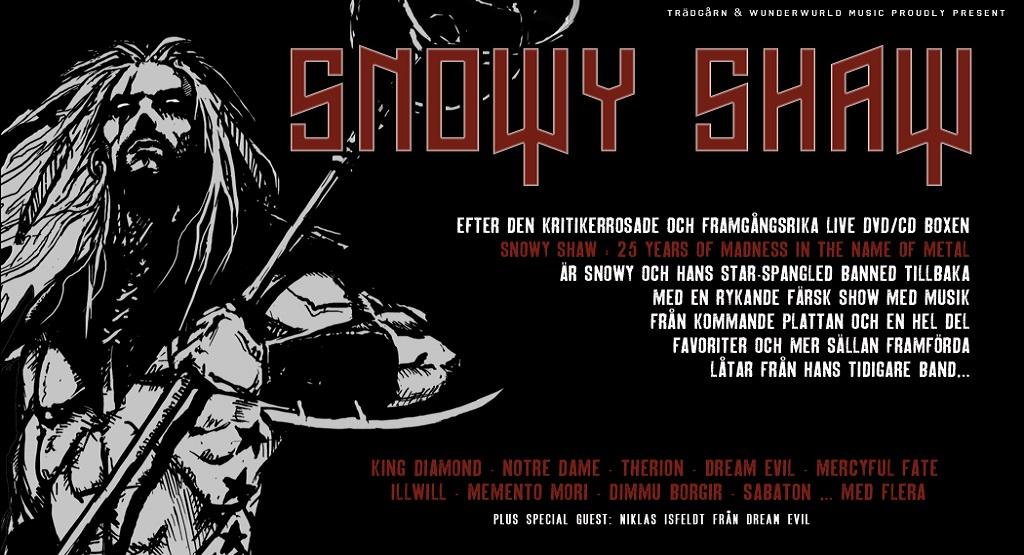 snowy-shaw